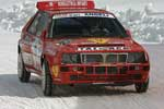 Delta proto evo VIII ice - Race car used by Riccardo Errani for rally competitions