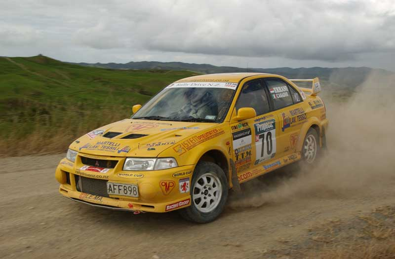 Mitsubishi Evo 6 Rally. Mitsubishi evo VI right drive