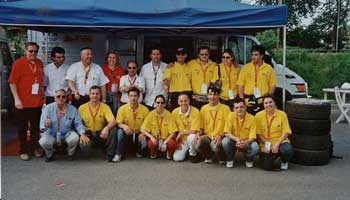 Rally ITALY - Friends of Ferrari fans club